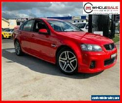 2011 Holden Commodore VE II SV6 Red Automatic 6sp A Sedan for Sale