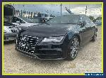 2011 Audi A7 4G Black Automatic A Hatchback for Sale