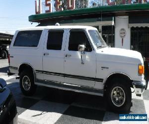 1988 Ford Bronco Metropolitan