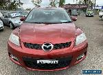 2008 Mazda CX-7 ER Luxury (4x4) Maroon Automatic 6sp A Wagon for Sale