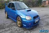 Subaru Impreza WRX Turbo 2005 modified Rotas, Coilovers STI look for Sale