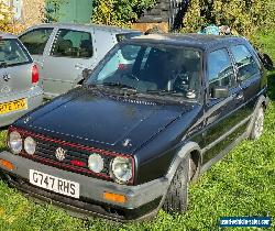 mk2 golf gti 16v modified Recaro seats roll cage running driving project kr 1800 for Sale