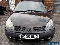 2005 RENAULT CLIO 1.2 EXTREME 16V BLACK for Sale
