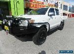 2011 Toyota Hilux KUN26R MY12 SR5 Double Cab Manual 5sp M Utility for Sale