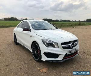 MERCEDES BENZ CLA45 AMG 4MATIC DCT 7G NO RESERVE CLA 45 33K A45 C63 C43 CLS E63  for Sale