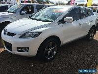 2008 Mazda CX-7 ER Luxury (4x4) White Automatic 6sp A Wagon for Sale