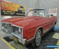 1971 Ford LTD Convertible for Sale