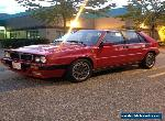 Lancia: Intergrale 16v for Sale