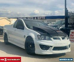 2009 Holden Ute VE MY09.5 SS V Utility Extended Cab 2dr Man 6sp 529kg 6.0i M for Sale