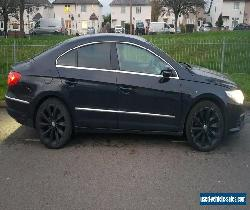 Volkswagen Passat cc 2.0 Automatic Black 2010 for Sale