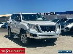 2015 Toyota Landcruiser Prado Glacier White Automatic A Wagon for Sale