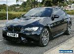 BMW M3 Convertible e93 Black for Sale
