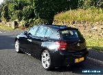 2015 BMW 125I M SPORT AUTO 5DOOR LIGHT DAMAGED REPAIRED for Sale