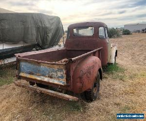 1947 5 window chevy 3600 pickup,rat rod,Hotrod  for Sale