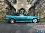 BMW E36 M3 3.0 CONVERTIBLE INDIVIDUAL 1 OF 1 for Sale