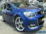 2017 Holden Commodore VF II MY17 SS Blue Automatic 6sp A Sedan for Sale