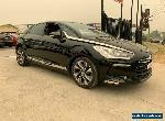 2014 Citroen DS5 DSport Hatchback 5dr Auto 6sp 1.6T Black Automatic A Hatchback for Sale