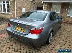 2006 BMW 520D M SPORT, BMW SPORTS ALLOYS, NICE&CLEAN INTERIOR CAR for Sale