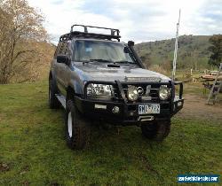 2002 Nissen Patrol GU for Sale