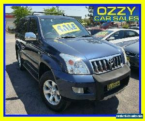 2004 Toyota Landcruiser GRJ120R Prado GXL (4x4) Blue 5 SP AUTOMATIC Wagon for Sale