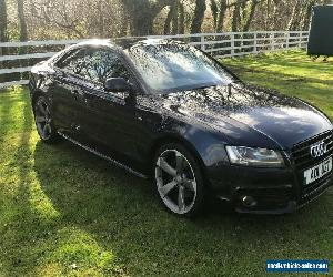audi a5 black edition 2011 petrol for Sale