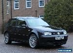 Mk4 Golf Anniversary TDI PD150 for Sale