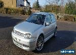 2002 Vw golf gti mk4 anniversary edition for Sale