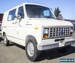 1989 Ford E-Series Van for Sale