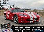 2002 Dodge Viper , 1 of 10 Limited Daytona Viper 24, Supercharged for Sale