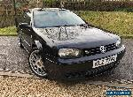 VW Golf GTI MK4 Anniversary 1.8T No.184 for Sale