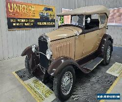 1931 Ford Model A 2dr Phaeton Street Rod for Sale