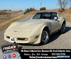 1981 Chevrolet Corvette , L-81 Automatic - Very Clean, 38k miles for Sale
