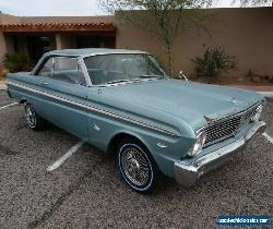 1965 Ford Falcon 2 door hardtop  Arizona survivor for Sale
