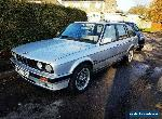 1990 BMW E30 320i Touring Estate Manual  - 110k Miles for Sale