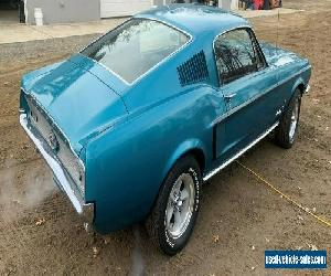 1968 Ford Mustang 1968 Mustang Fastback J code 302 5 speed for Sale