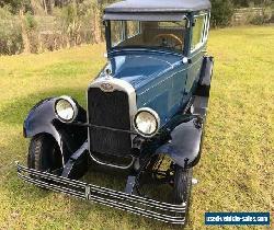 1928 Chevrolet National 2 Door Sedan for Sale