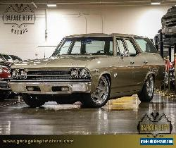 1969 Chevrolet Chevelle Nomad Wagon for Sale