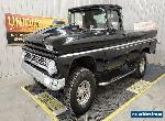 1963 Chevrolet K-10 4x4 for Sale