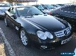2006/56 MERCEDES-BENZ SL350 3.5 - LPG CONVERSION, CONVERTIBLE, SATNAV, LEATHER for Sale