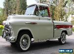 1957 Chevrolet Other Pickups 3124 for Sale