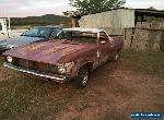 1975 XB Ford Falcon 500 Ute for Sale