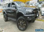 2018 Ford Ranger PX MkIII MY19 Raptor 2.0 (4x4) Black Automatic 10sp A for Sale