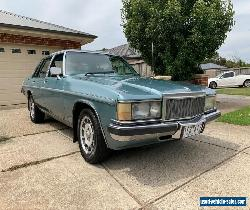 wb holden statesman for Sale