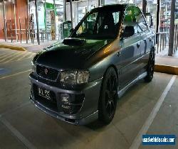 Subaru Impreza WRX STi GC8 Version 6 , beautiful colour , collectable and fast! for Sale