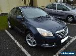 2009 VAUXHALL INSIGNIA SRI 160 CDTI AUTOMATIC BLUE for Sale