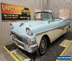 1958 Ford Fairlane 500 Skyliner Retractable Convertible for Sale