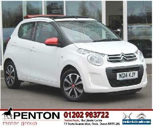 2014 Citroen C1 1.0 VTi Feel Edition Airscape 5dr for Sale