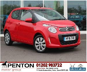 2016 Citroen C1 1.0 VTi Feel 5dr for Sale