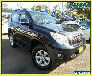 2010 Toyota Landcruiser KDJ155R Prado SX (4x4) Blue Automatic 5sp A Wagon for Sale