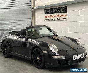 2005 Porsche 911 3.6 997 Carrera Cabriolet 2dr Petrol Manual (266 g/km, 325 bhp) for Sale